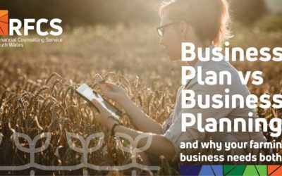 Business Plan vs Business Planning and why your farming business needs both!
